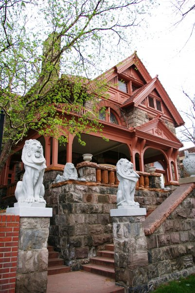 My Wedding In Colorado Molly Brown Summer House Find