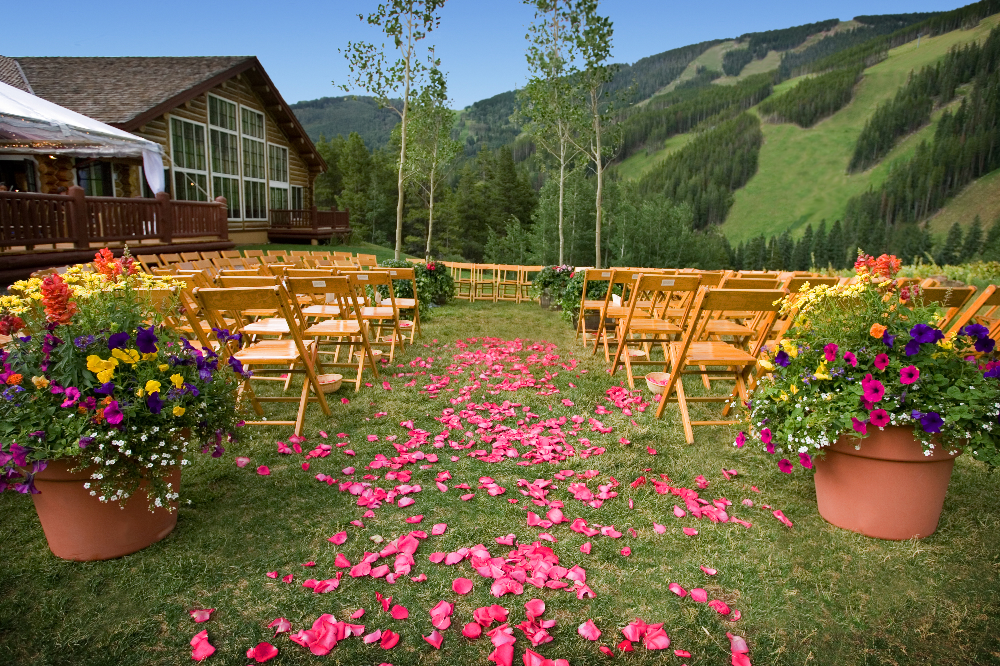 My wedding in colorado beanos cabin beaver creek resort for Beano s cabin beaver creek