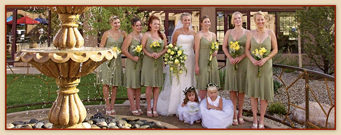 My Wedding In Colorado Gateway Canyons Find The